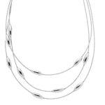 packshot bijoux - photos de bijoux acier collier
