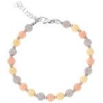 packshot bijoux - photos de bijoux acier doré cuivre perles