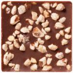 packshot objet - photos d'objets - chocolat praliné