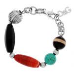packshot bijoux - photos de bijoux bracelet acier pierre D&G