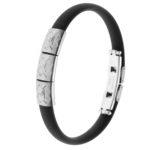 packshot bijoux - photos de bijoux bracelet quiksilver noir