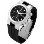 packshot montres - photos de montres oris noir