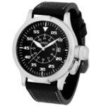 packshot montres - photos de montres sohoo noir