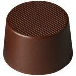 packshot objet - photos d'objets - chocolat noir trésor